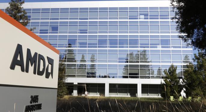 """AMD, """"muy sólida"""" conforme nos acercamos al final del año"""