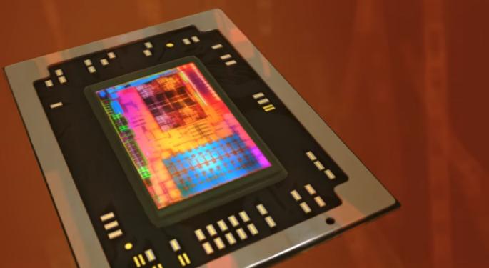 AMD Rolls Out Ryzen, EPYC Embedded Processors