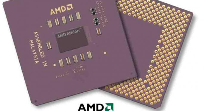 Advanced Micro Devices Doesn't Have Any Room To Miss In 2017