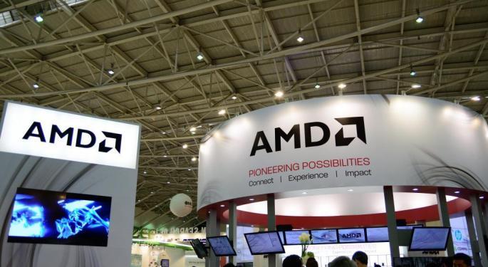 AMD Investors Shrug Off Negative Headlines