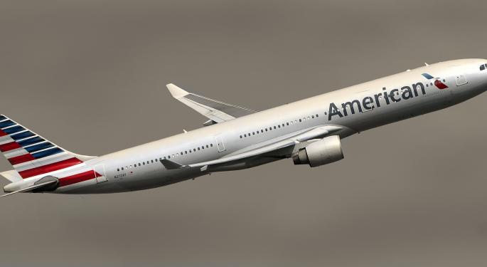 Why American Airlines Shares Took Off
