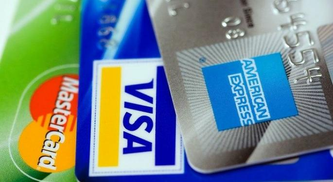 KeyBanc Downgrades Mastercard, Visa On Industry Trends