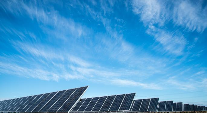 The State of Oil Is Falling in Love With Solar Energy