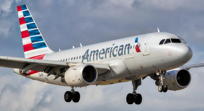 American Airlines Posts First Quarterly Loss In Six Years