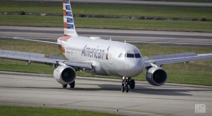 American Airlines Gets Q3 Boost From Cargo As Yields Pop
