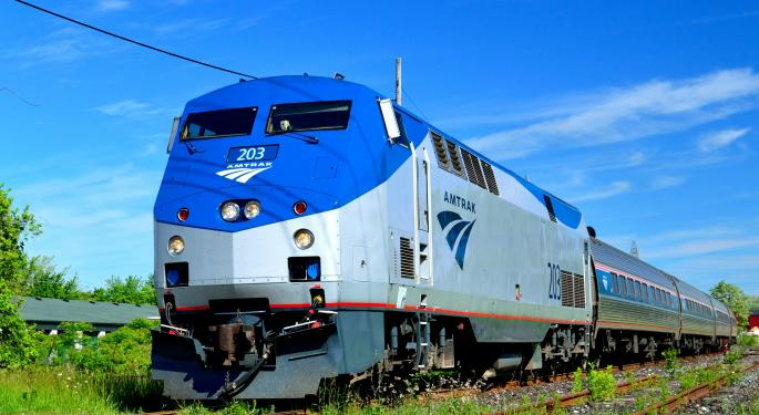 Amtrak Names New CEO