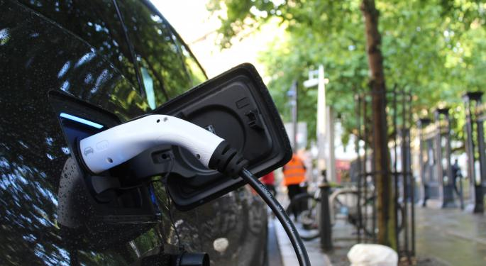 UK To Unveil Its First Dedicated EV Charging Station Today As Johnson Pushes ICE Vehicles Phase Out