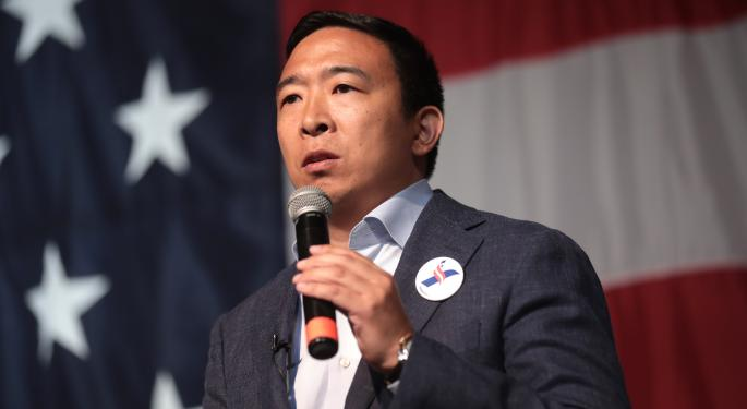 Andrew Yang Drops Out Of 2020 Democratic Presidential Race, Followers Ready For 2024