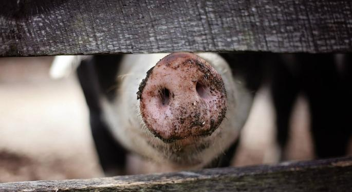 'The Threat Is Real': Protein Supply Chain Disrupted As Hog Disease Spreads