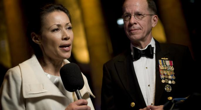 Former 'Today' Co-Host Ann Curry Returning To Her TV Roots On PBS