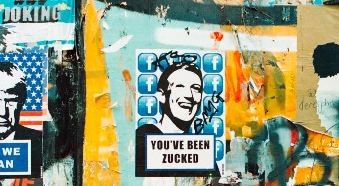 Facebook's Latest Pot Shot At Apple: Hope EU Legislation Will 'Set Boundaries' For iPhone Maker