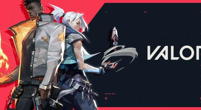 Riot Games Announces 'Valorant,' A '5v5 Tactical Shooter'
