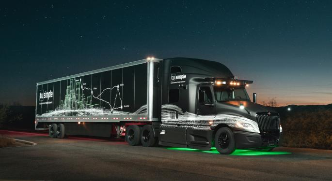 Viewpoint: What This IPO Tells Us About Autonomous Freight Networks