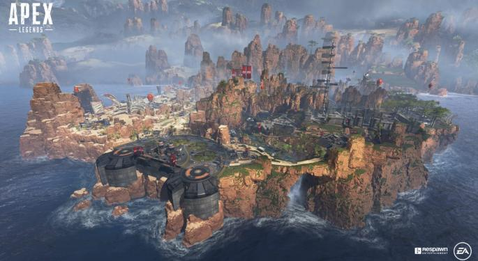 'Apex Legends' Hits 25 Million Players, Giving EA's Stock Another Boost