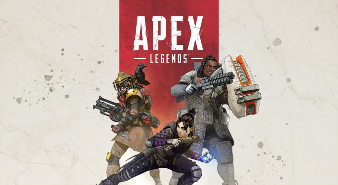 EA's 'Apex Legends' Could Expand To China With Tencent