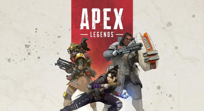 Analyst Incrementally Bullish On EA After 'Apex' Season 2 Launch