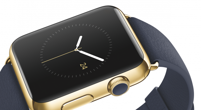 Analyst: Apple Watch May Not Be A Threat To Garmin After All