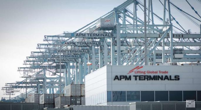APM Terminals Targets 'Logistics Logjams'