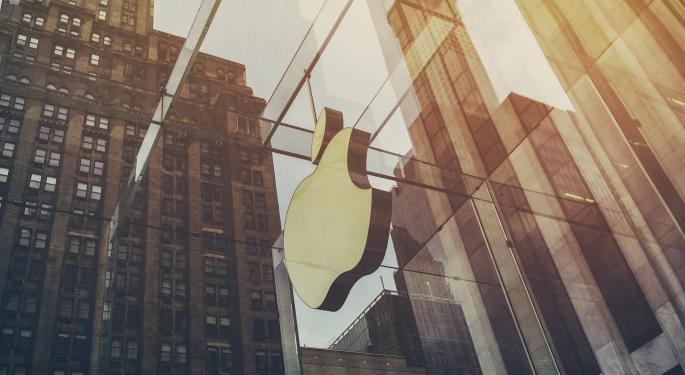 DA Davidson Says Buy The Dip In Apple