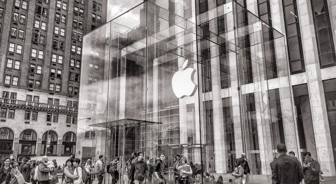 An ETF For Apple Earnings