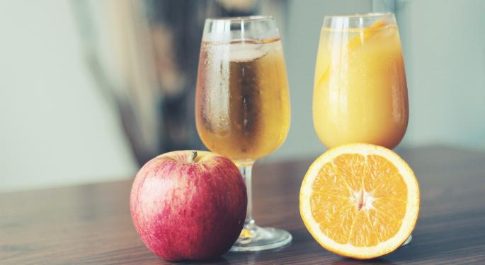 SkyPeople Fruit Juice Falls Following Geo Investing's On The Ground Due Diligence
