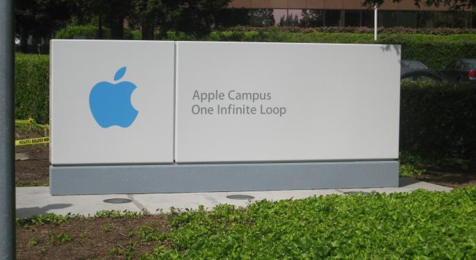 Report: Apple Shifts Corporate Structure To Better Compete In The Cloud