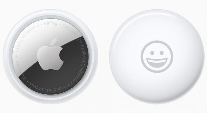 Tile To Testify Against Apple In Senate Antitrust Probe Today Over Newly-Launched AirTags