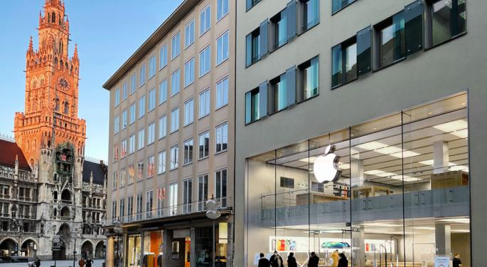 Apple invertirá 1.190M$ en una unidad de chips en Alemania