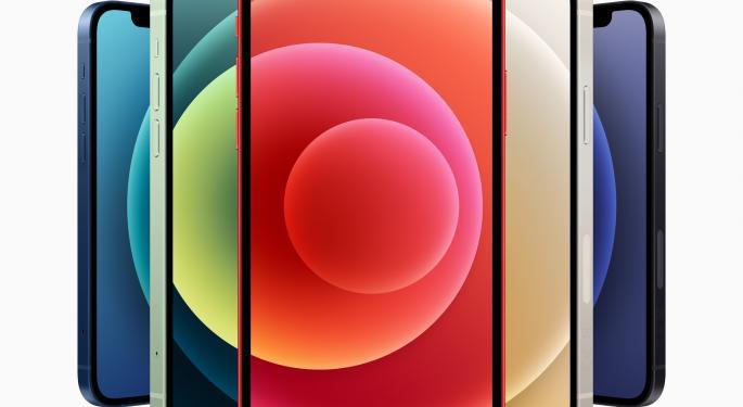 Apple alcanza cifras récord en preventa del iPhone 12 en India