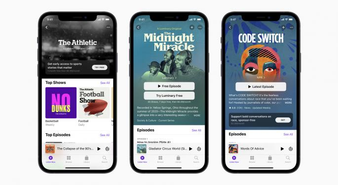Apple Analysts Recap 'Spring Loaded': Why Podcast Subscriptions Are 'Significant,' AirTags A 'Sleeper Hit,' iPad Pro Blurs Line Between Mac, iPad