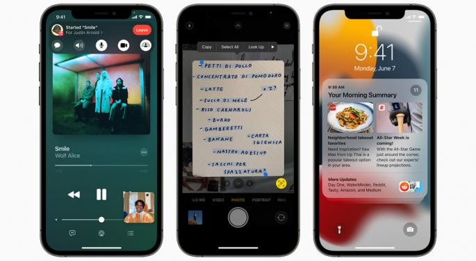 What To Know From Apple's WWDC Keynote: iOS 15, Improved Privacy Features, Developer Tools