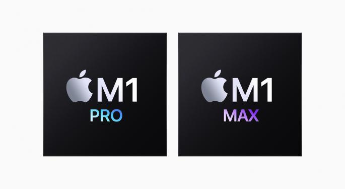 Macbooks de Apple: diferencia entre los chips M1, M1 Pro y M1 Max