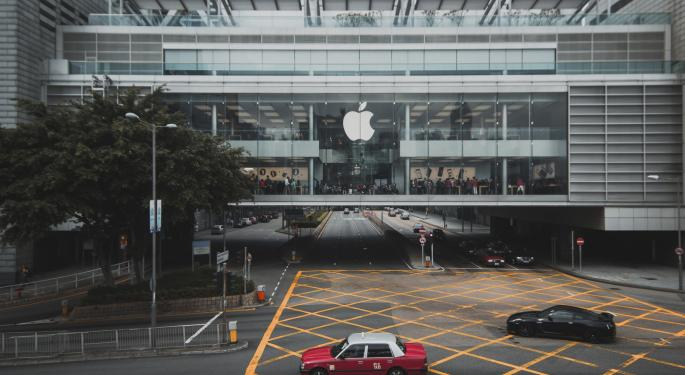Chinese Are Buying Fewer iPhones But Growth In App Store Signals Rebound For Apple: Report