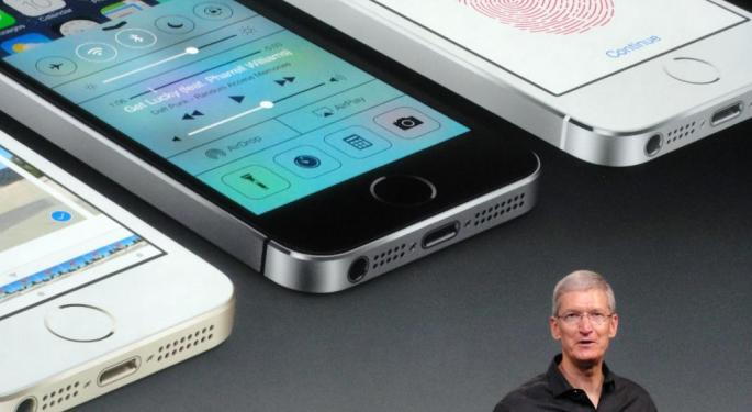 How To Invest In The iPhone Without Investing In Apple