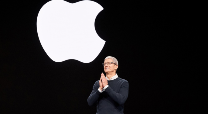 Apple Tops Q1 Earnings Expectations As iPhone, China Strength Lead To Record Revenues