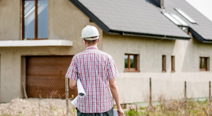 KeyBanc Upgrades Homebuilders, Says Stocks Are In Position To Be Cyclical Outperformers