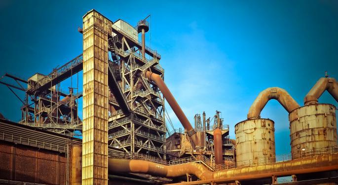 BofA Cuts US Steel's Price Target To $3