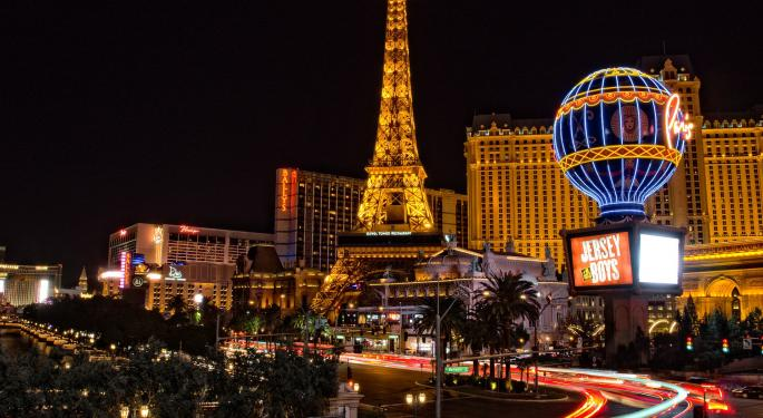 Vegas Strip Delivers Impressive 21% Gaming Win Growth In August