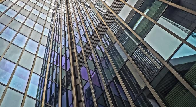 Goldman Sachs Expands Commercial Real Estate Broker Coverage, Says CBRE, Newmark Are Names To Own