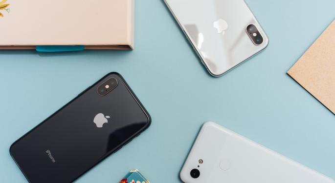 Ventas de iPhone, estables en todo el mundo en el segundo trimestre