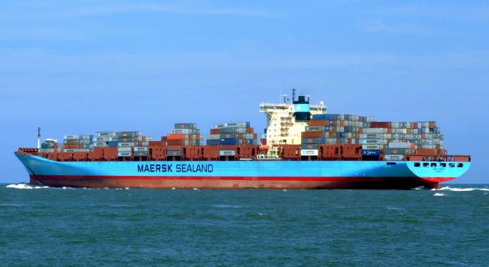 Maersk Holds Out Hope For V-Shaped Coronavirus Recovery