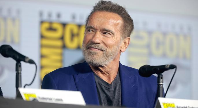 Could Schwarzenegger Have The Oprah Effect On Genius Brands?