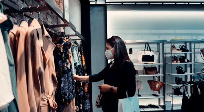 Jobs Report Shows Retail Industry Hard Hit Amid Virus Resurgence In November