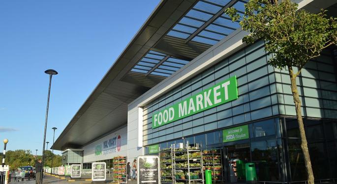 Walmart 'Seriously Considering' IPO Of British Supermarket Chain