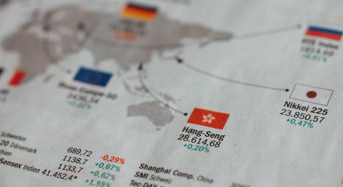 Los mercados asiáticos continúan con su tendencia  a la baja