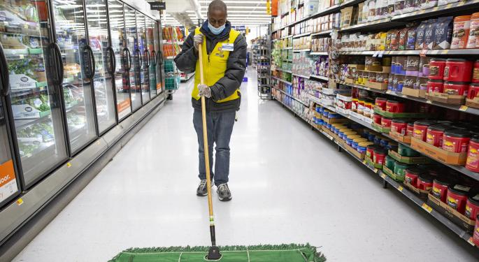 Coronavirus Drives Surge In Online Grocery Penetration For Players Like Amazon Prime Now, Walmart