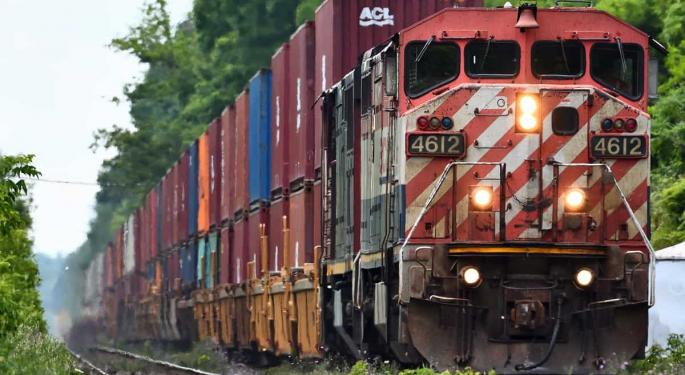 US Weekly Rail Traffic Sinks Even Further Amid Headwinds
