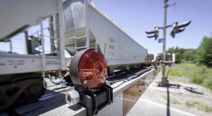 Intermodal Volumes Prop Up US Rail Traffic