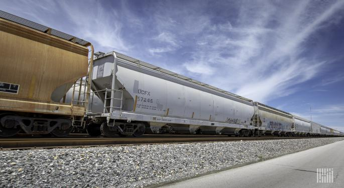 Exports Boost US And Canadian Grain Volumes