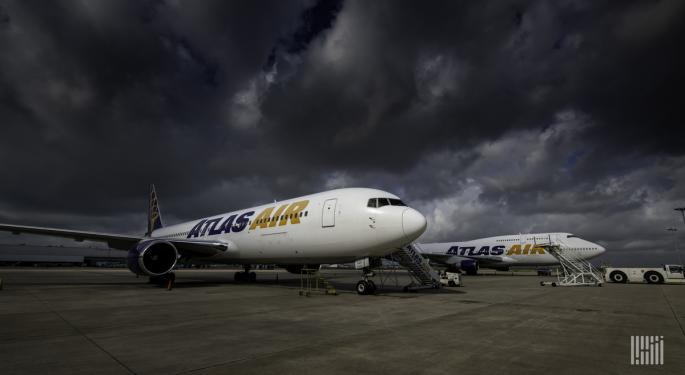 Atlas Air Capitalizes On Transport Shortages For Big Q2 Profit Gain